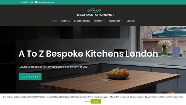 A TO Z BESPOKE KITCHENS LTD